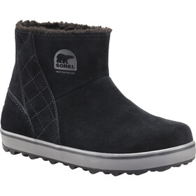 Sorel Glacy Botas cortas Mujer, black/shark